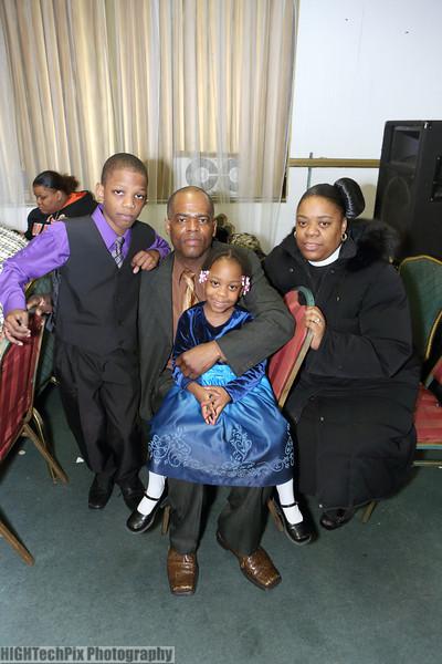 Nicole Joseph's Family