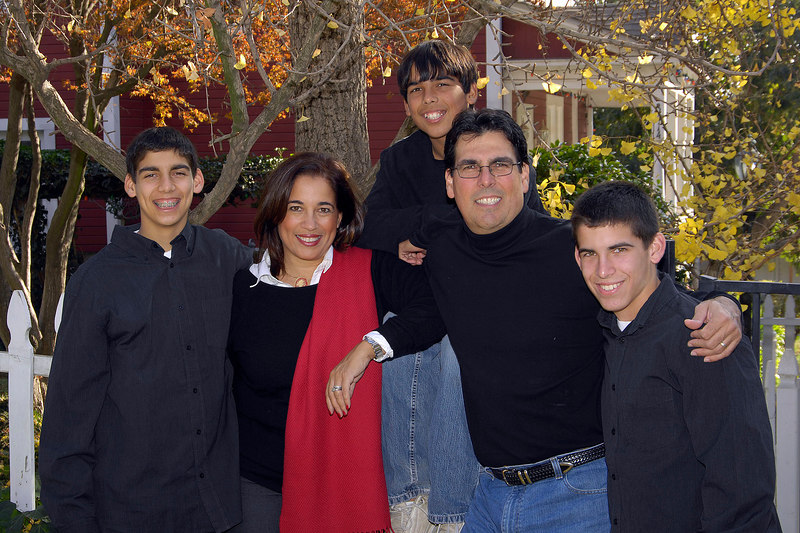 Nieves Family Portraits
