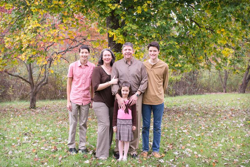 Notari Family 2017