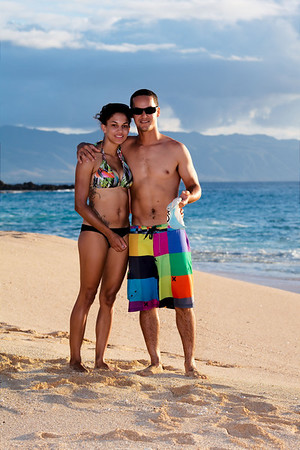 Oahu portraits