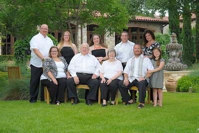 Odell Martin Family