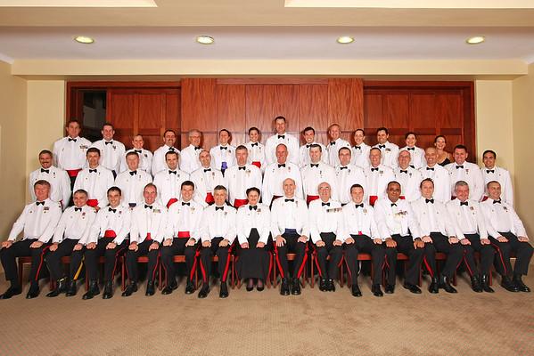 Officers Dinner 2009