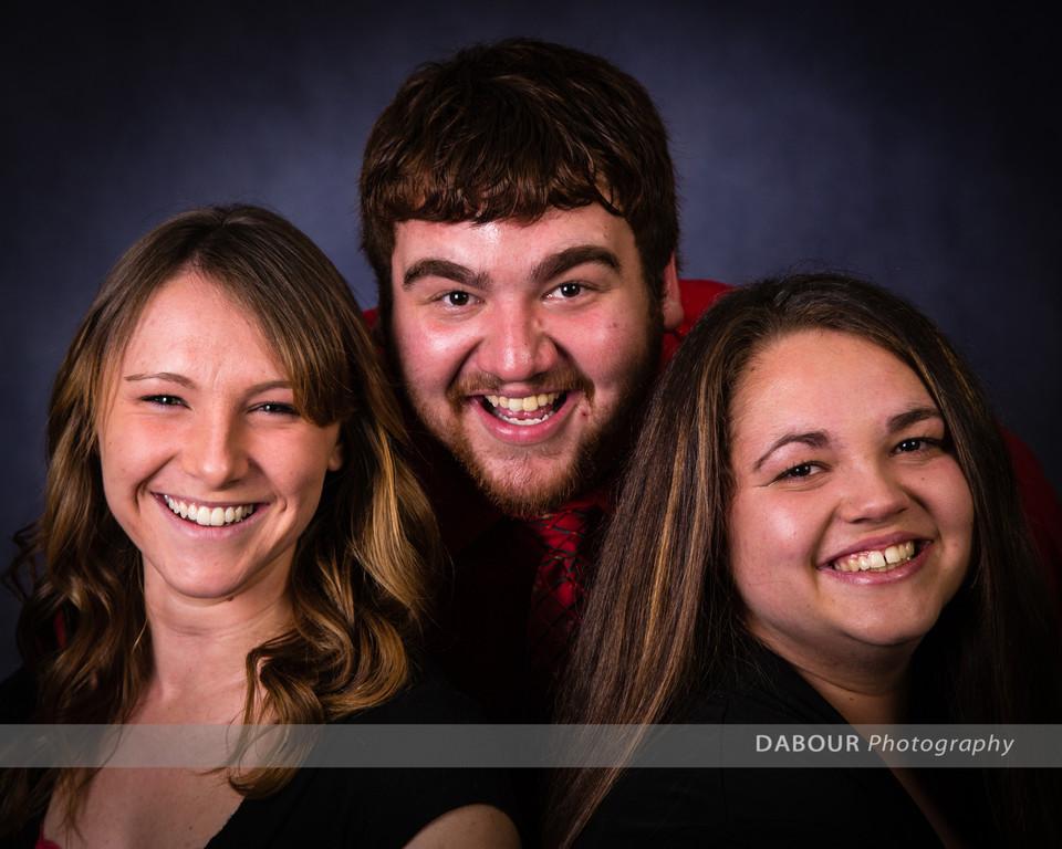 billoh Ohlandt Family Portraits. Photo by | DAVE DABOUR