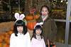 Bunnies and pumpkins