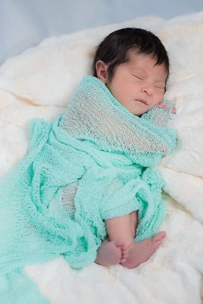 Olivia Newborn Session