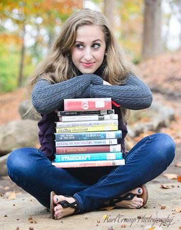 Olivia Senior  Portraits