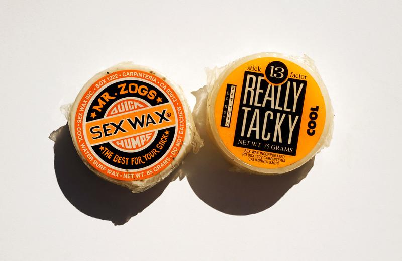 vintage sex wax