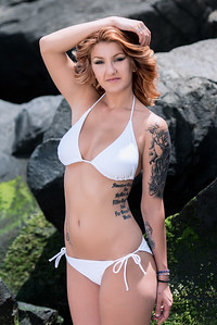 Model Kelsey- Bikini photo shoot