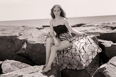 Model Nicole- Bikini  photo shoot