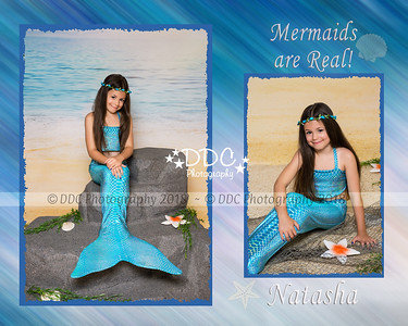 Natasha - 2 image collage Sample1 - Available in 8x10 or 11x14 sizes