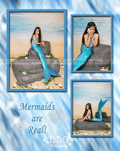 Natasha - 3 image collage Sample2 - Available in 8x10 or 11x14 sizes