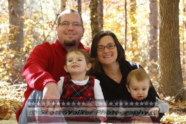 Orit & Eric Evans Family
