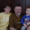 Grandma, Grandpa, and Matthew