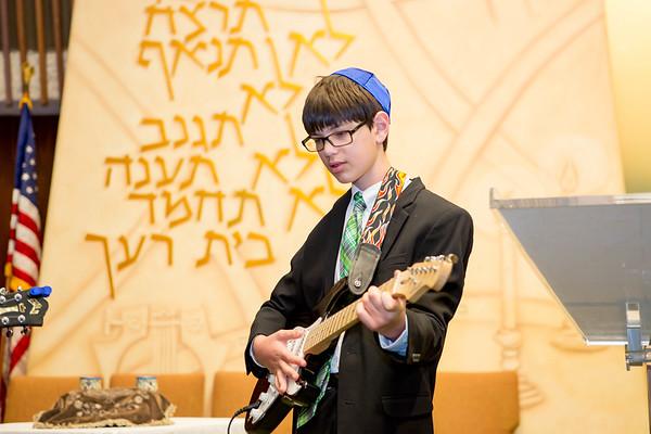 2017_1_14 Max's Bar Mitzvah
