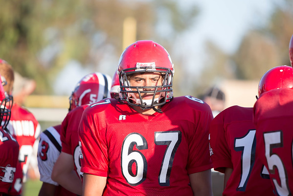 Nicholi_ Elsinore Football