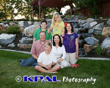 Ott Family 2014