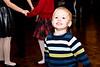 Look at me!  I'm dancing! - Owen - Dec 2008