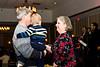 Dancing with Grams and Gramps at Venera's wedding. - Dec 2008