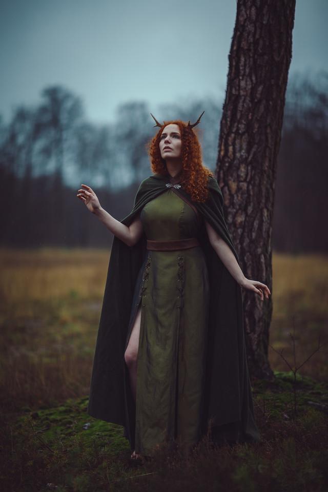 Myrna Moonstruck