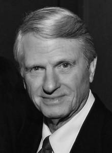 Former US Senator and Georgia Governor Zell Miller - Washington, DC. Copyright © Alex Emes
