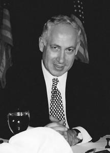 Prime Minister of Israel, Benjamin Netanyahu - Washington, DC. Copyright © Alex Emes
