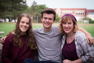 PUMP Grads - Trinity, Isaiah, Anna 2017 - 009