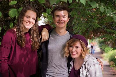 PUMP Grads - Trinity, Isaiah, Anna 2017 - 083