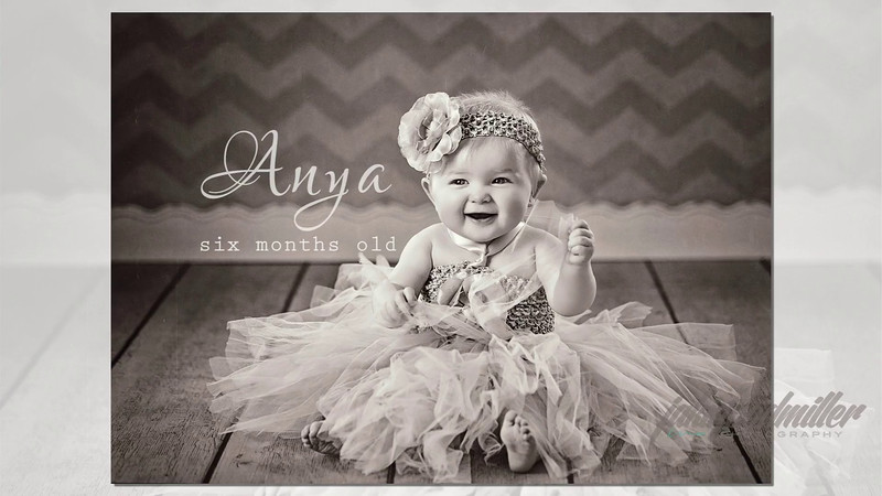 Anya - 6 months old