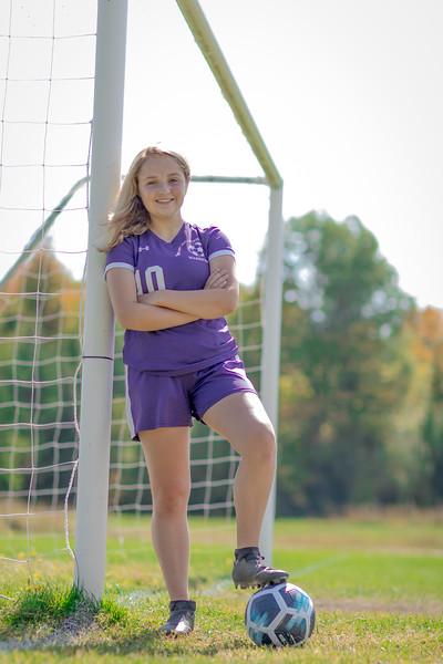 Paige Soccer Session
