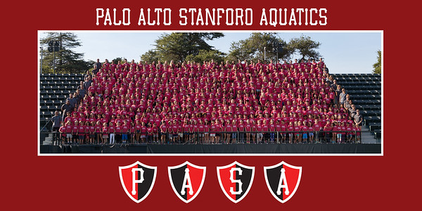 Palo Alto Stanford Aquatics 2016-17