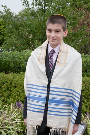 Mitzvah Photographer -Brendan