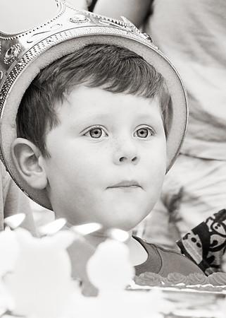 Birthday Party Photographer - Jack 3yr.