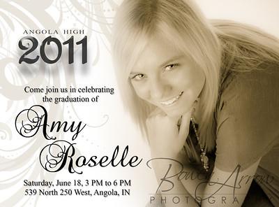 Amy Roselle 2011 Invitation 001