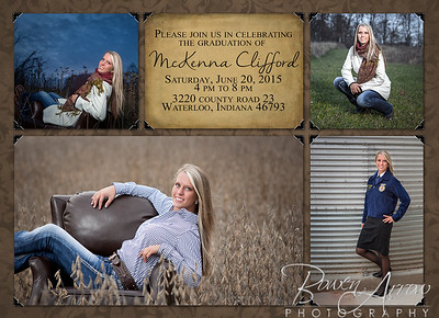 McKenna Clifford Invitation_Back