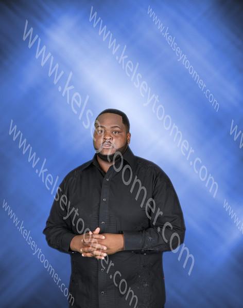 Pastor Martez Whipple