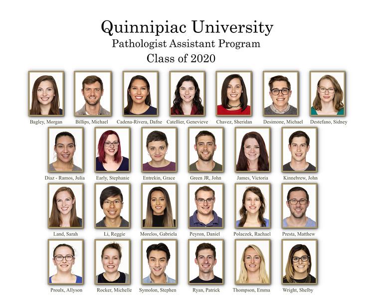 Path Asst class of 2020