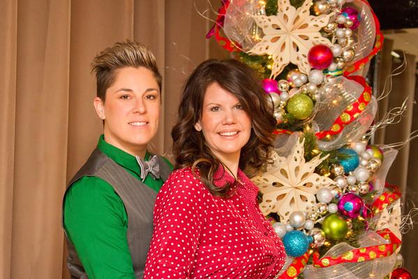 Patrice and Jody Christimas 2013