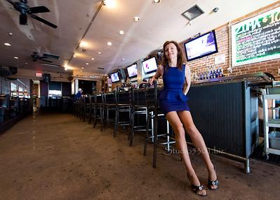 Patricia long legs blue dress 14mm_1143D Duane
