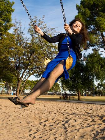Patricia Swinging 7463DDuane