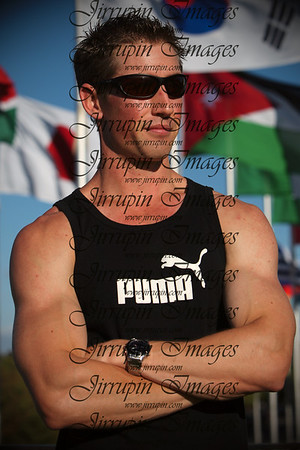 Paul Rossiter - Fitness