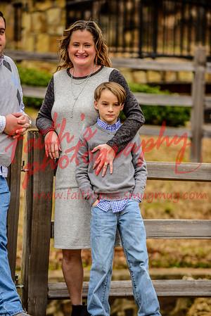 Peel, Martin and Luker Families 011517