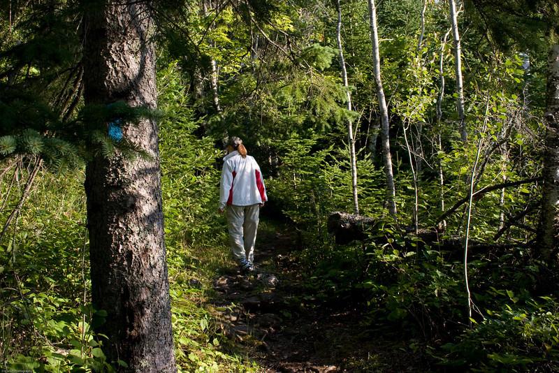 Superior Hiking Trail-1989