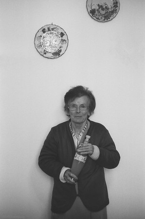 Nonna Giovaninna. Vasto, Italy 2013.