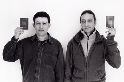 Alexandru and Cristian (Romania)