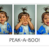 Peak-a-boo!