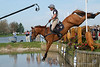 "2007 Rolex 3rd place poney ""Theodore O'Connor"" at water jump."
