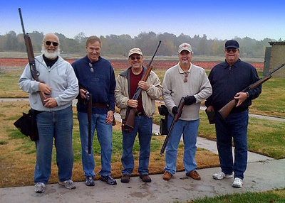 Trinadad Trapshooting Team
