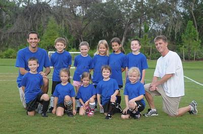 Winter Garden Recreation Soccer 2009