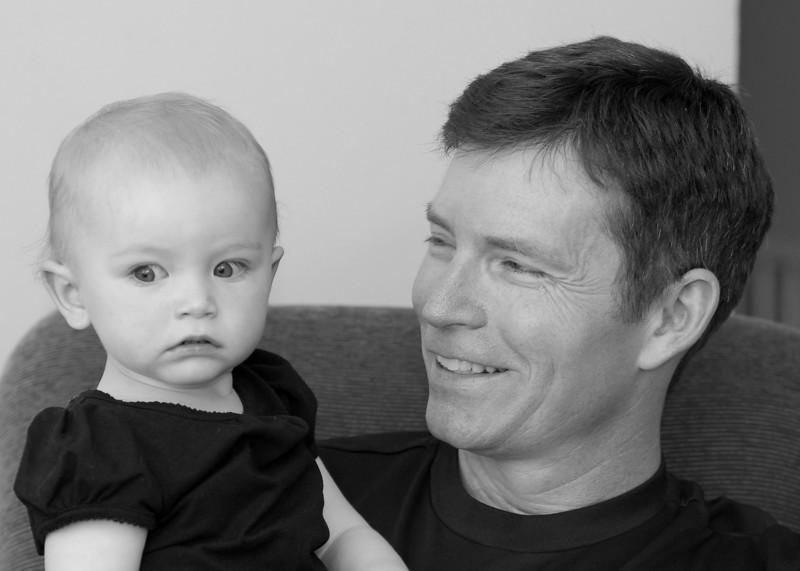 Leela and Dad