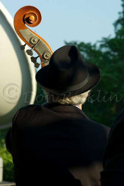 Rick Maida on Bass, J@S, EcoTarium, Worcester, MA